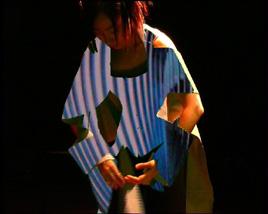Fig2 Nam Eun Song with Emergent ScreenDress, Videostill � 2006 M Danjoux