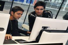 Brunel Students