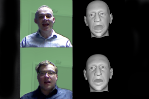 Facial motion among autistic adults
