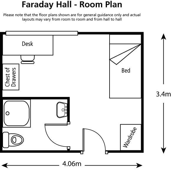 Faraday Hall Brunel University London