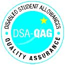 Disabled Student Allowances and Quality Assurance
