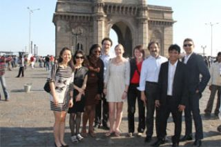 MBA Students in India