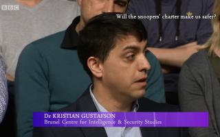 Dr Kristian Gustafson