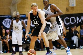 Former Student Brings Britain's Basketball Stars Back to Brunel