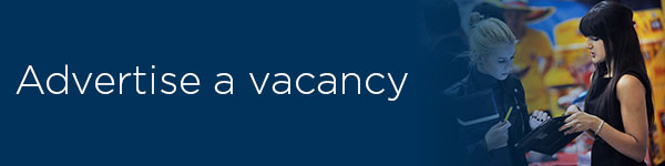 Advertise a vacancy