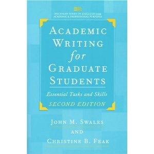 academic writing for graduate students online course