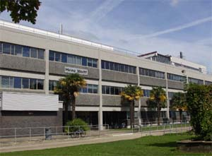 Heinz Wolff building