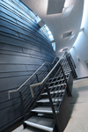 Eastern Gateway Building Focal Staircase
