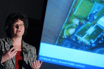 Maria Kolokotroni Engineering lecturer