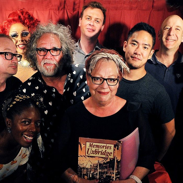 Jo Brand and the Centre for Comedy Studies Research