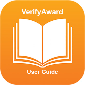 verifyaward userguide 1