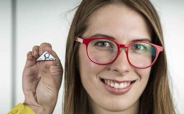 image of Brunel alumna named 'Inventor of the Year'