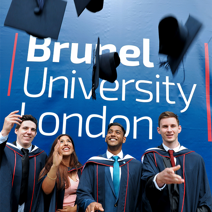 Alumni at Brunel University