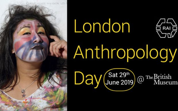 image of London Anthropology Day 2019 coming soon