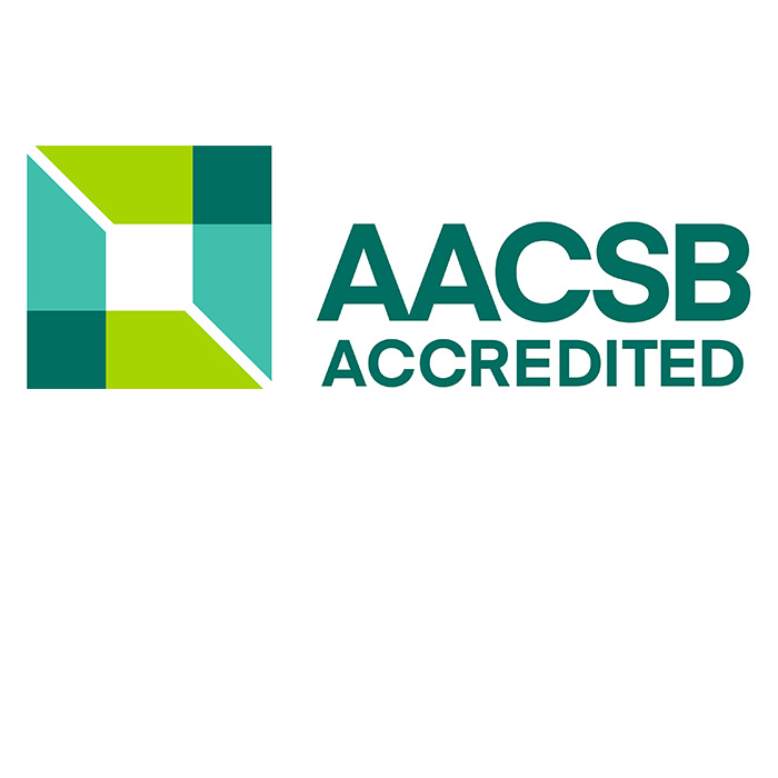 AACSB updated logo