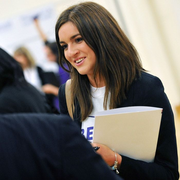 Brunel-Business-School-student-at-networking-event-cropped