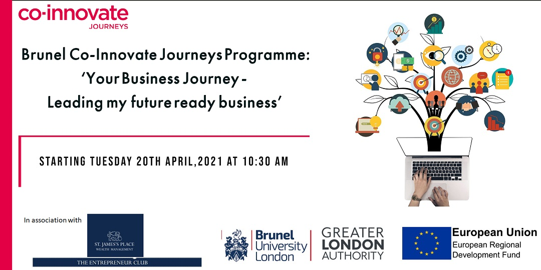 image of 'Your Business Journey - Leading my future ready business' workshop programme