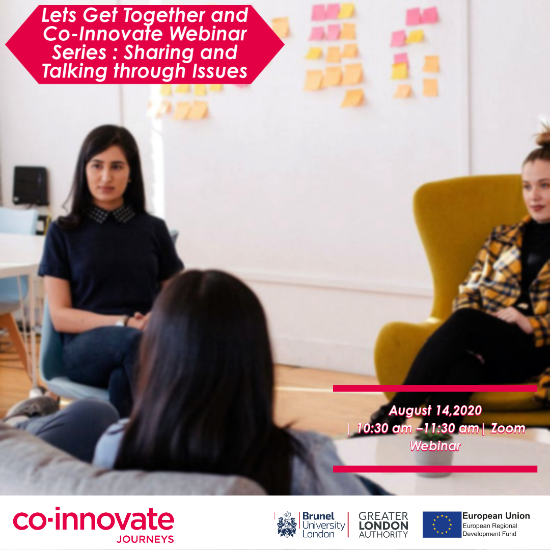 image of Let's Get Together and Co-Innovate