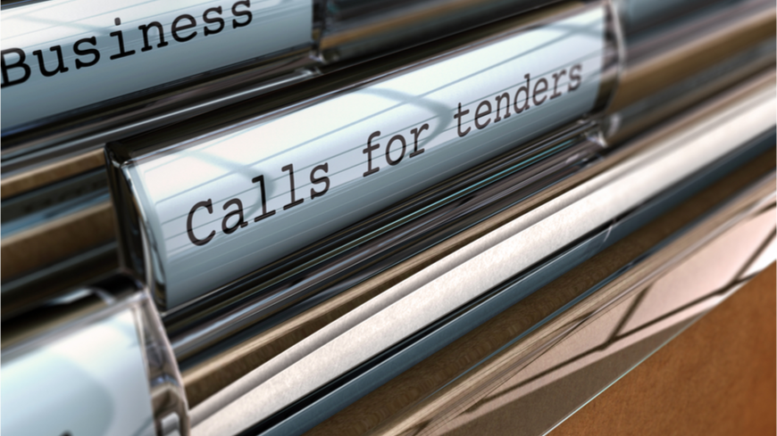 Call for tender 870
