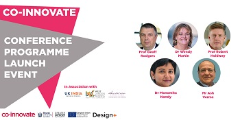 image of Co-Innovate Conference-programme Launch Event and Q&A