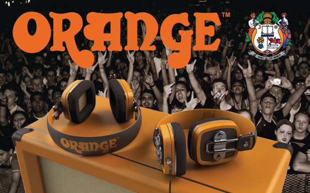 image of Iconic guitar amplification company collaborates with Brunel Design students on new headphone range