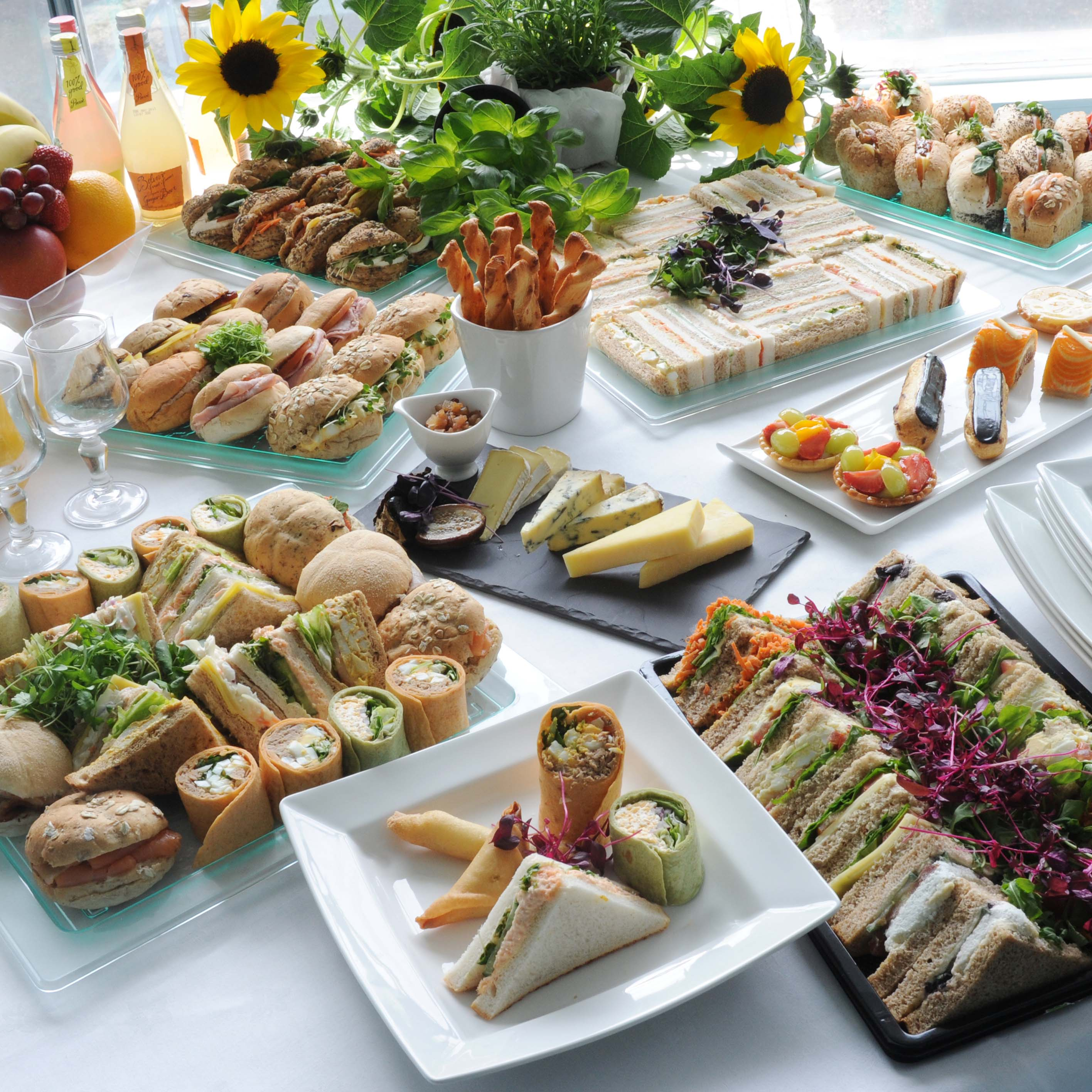 Catering-hospitality-food
