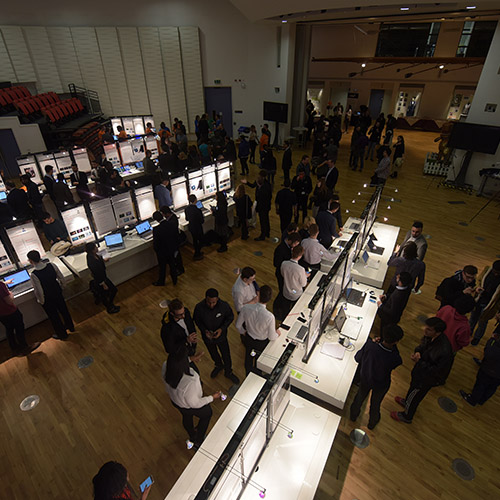 Made in Brunel Software Showcase 2016