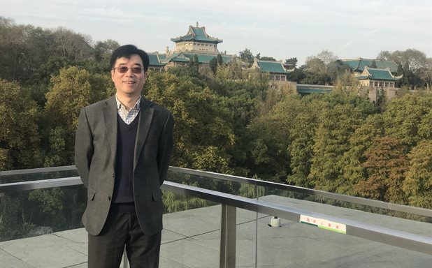 image of Professor Zidong Wang elected to be a member of Academia Europaea