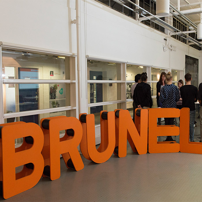 Made in Brunel Showcase