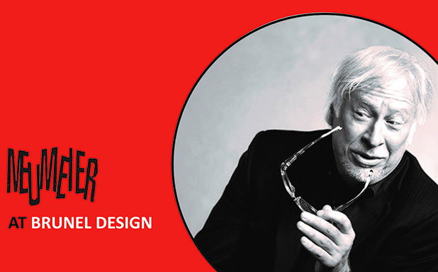 image of Acclaimed brand thinker and writer, Marty Neumeier, inspires Brunel Design Masters students
