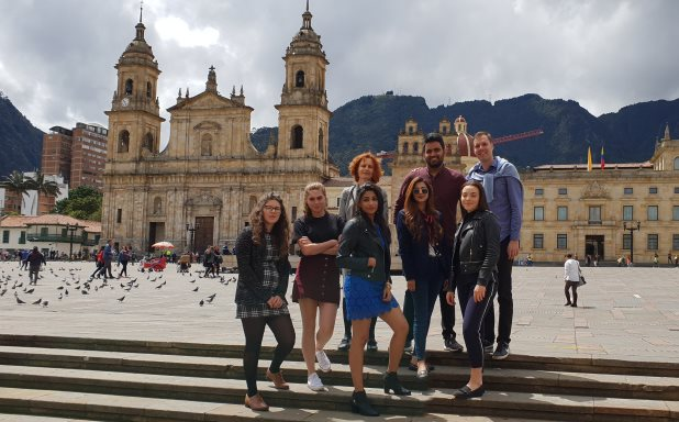 image of Second year Digital Media student heads to Summer School in Colombia