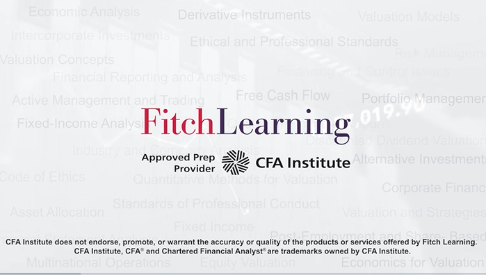 Fitch Learing video