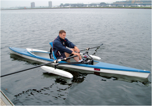 FES rower 3