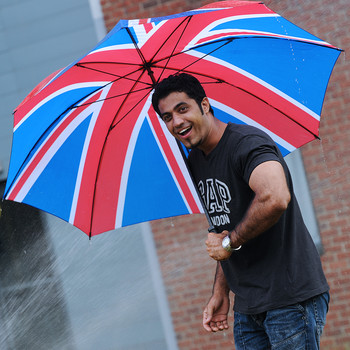 GB Umbrella Rain