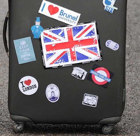 International Suitcase