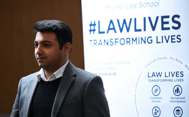 image of 11 New Appointments for Brunel Law School