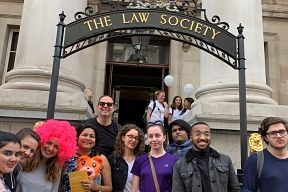 image of London Legal Walk 2019