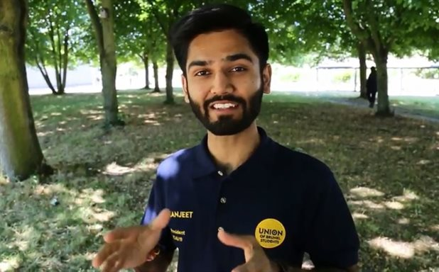 image of Brunel Law School graduate voted as new Students' Union president