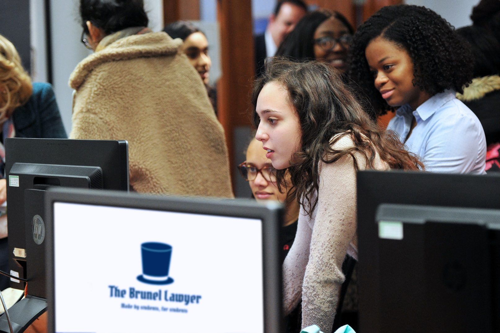 The Brunel Lawyer launch - 05, 35 per cent