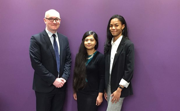 image of Employment success story for Brunel Law graduate