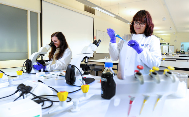 image of Life Sciences BSc - new course is specifically tailored to meet the demands of employers