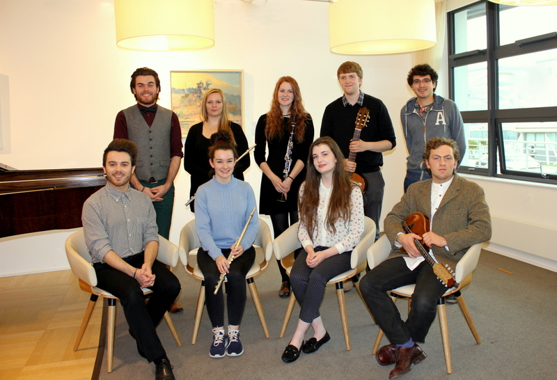 image of Brunel Music Award Students