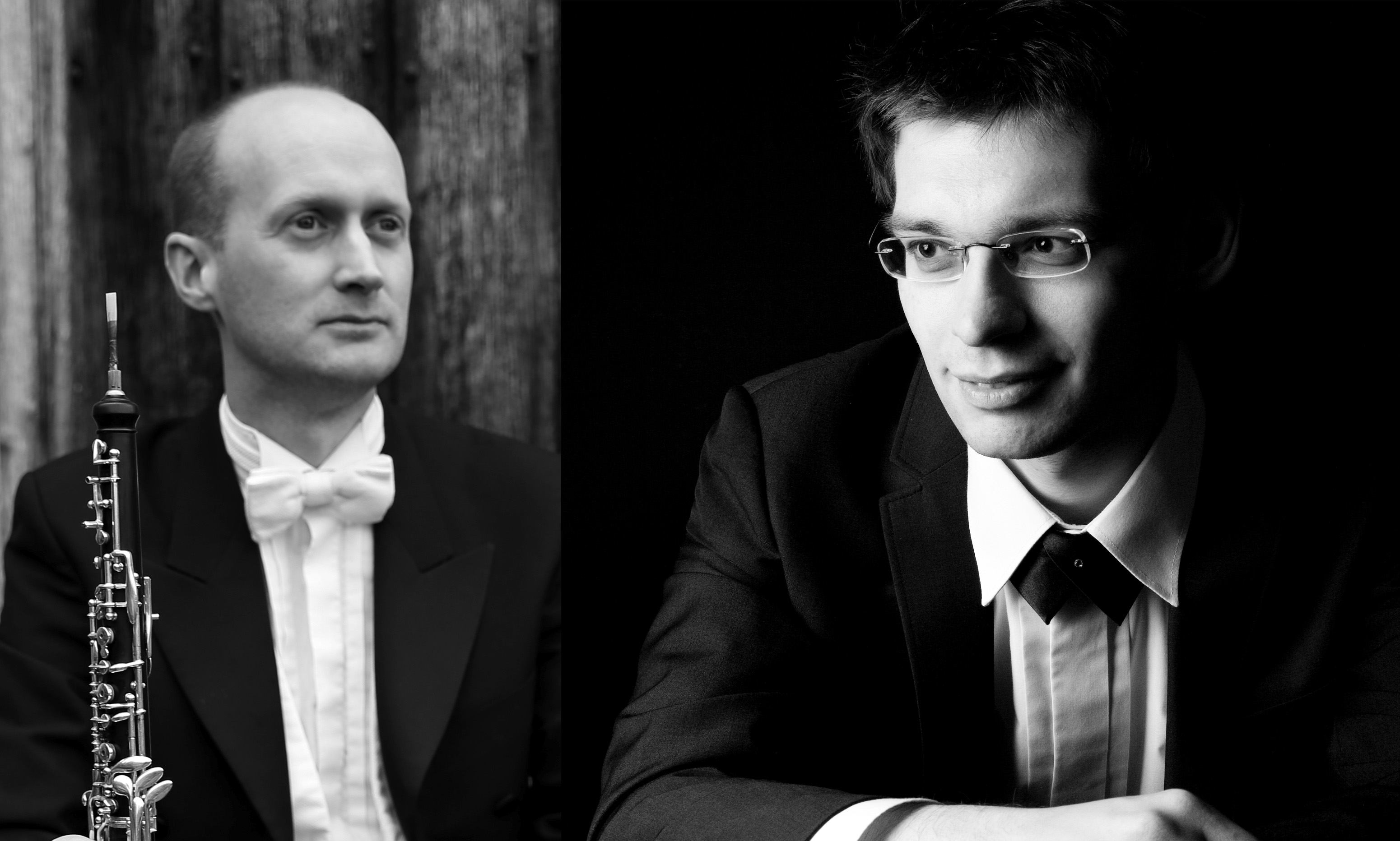 image of Timothy Rundle, oboe and oboe d'amore & Jozef Janik, piano