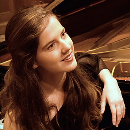 image of Irena Radic, piano