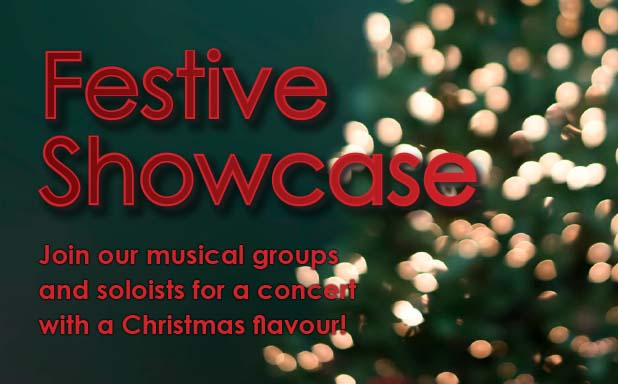image of Festive Showcase