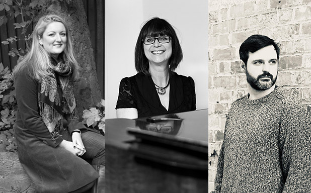 image of Brunel Friday lunchtime concert: Women in Song: Jane Wilkinson, soprano, Sally Goodworth, piano & Sam Cave, guitar