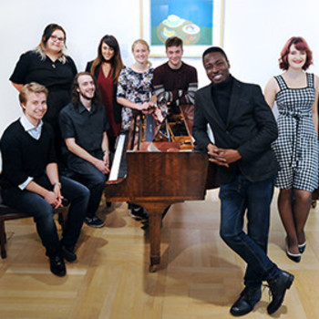 image of Music Award Students, Term 1