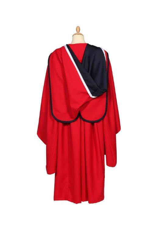 gown - Phd Back
