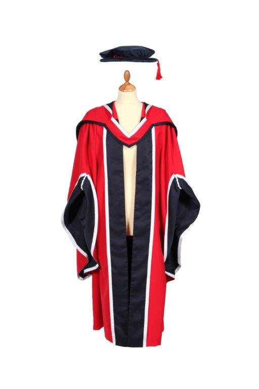 gown - Phd Front