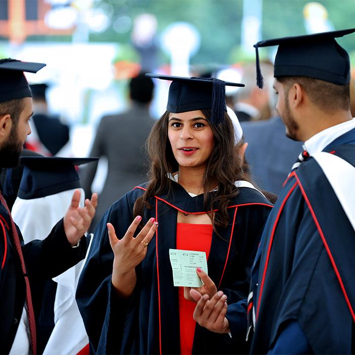 Summer Graduation   Brunel University London